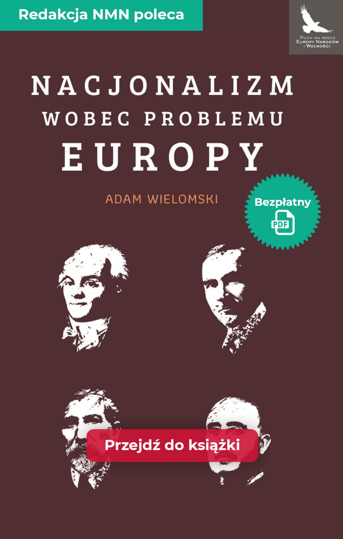 Nacjonalizm wobec problemu Europy