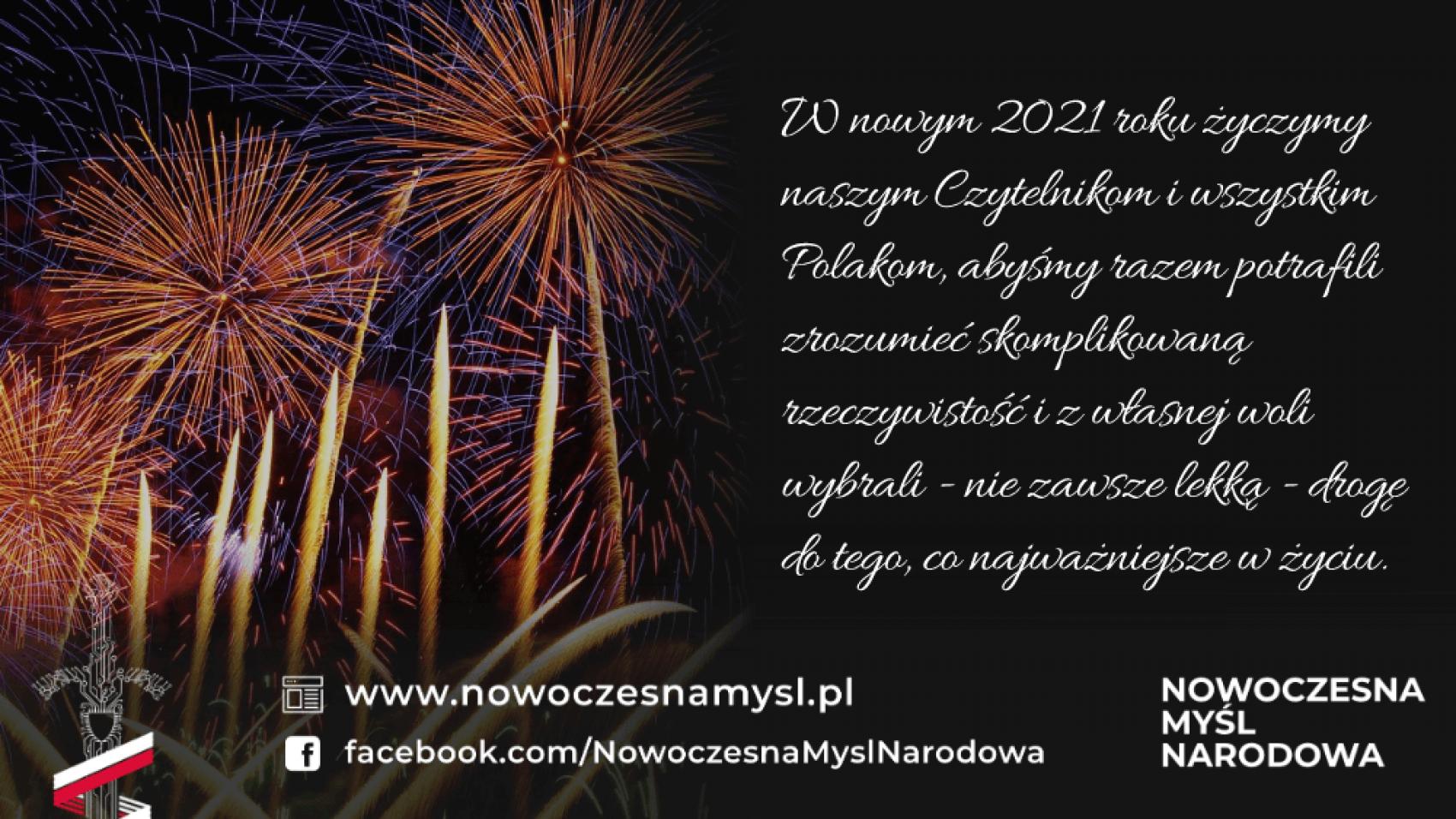 Życzenia 2021