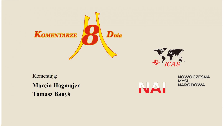 Komentarz 8. dnia - logo — koniec plus prowadzący (2)