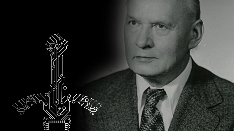 Cybernetyk Profesor Marian Mazur