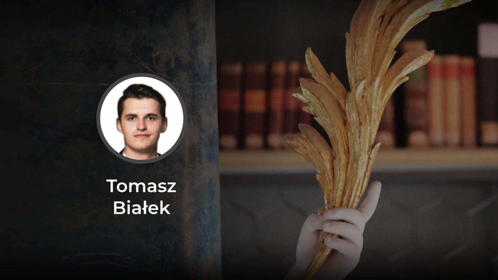 Tomasz Białek artykuł pt. Pozamiatać w nauce Nowoczesna Myśl Narodowa nr 6-7